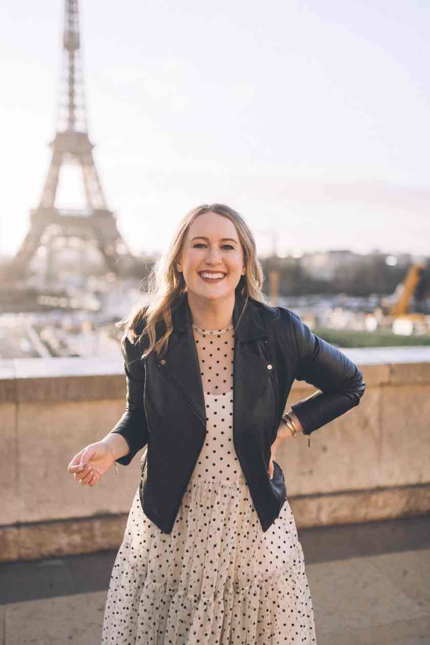 Meghan Donovan in Paris I wit & whimsy