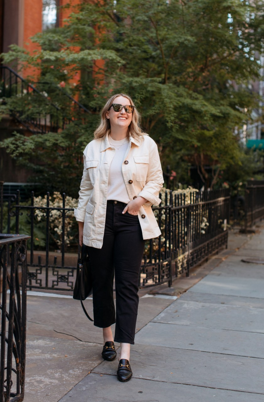 Easy Fall Outfit I wit & whimsy
