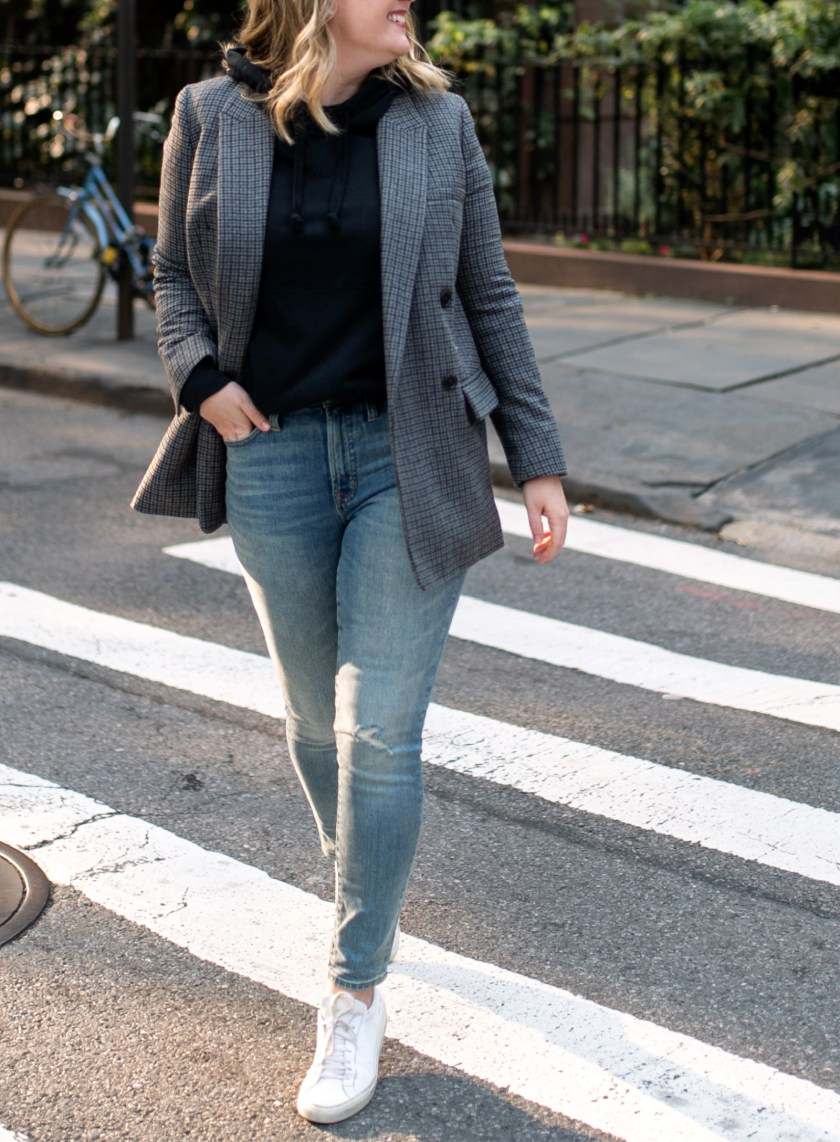 Casual, Sporty Fall Look I wit & whimsy