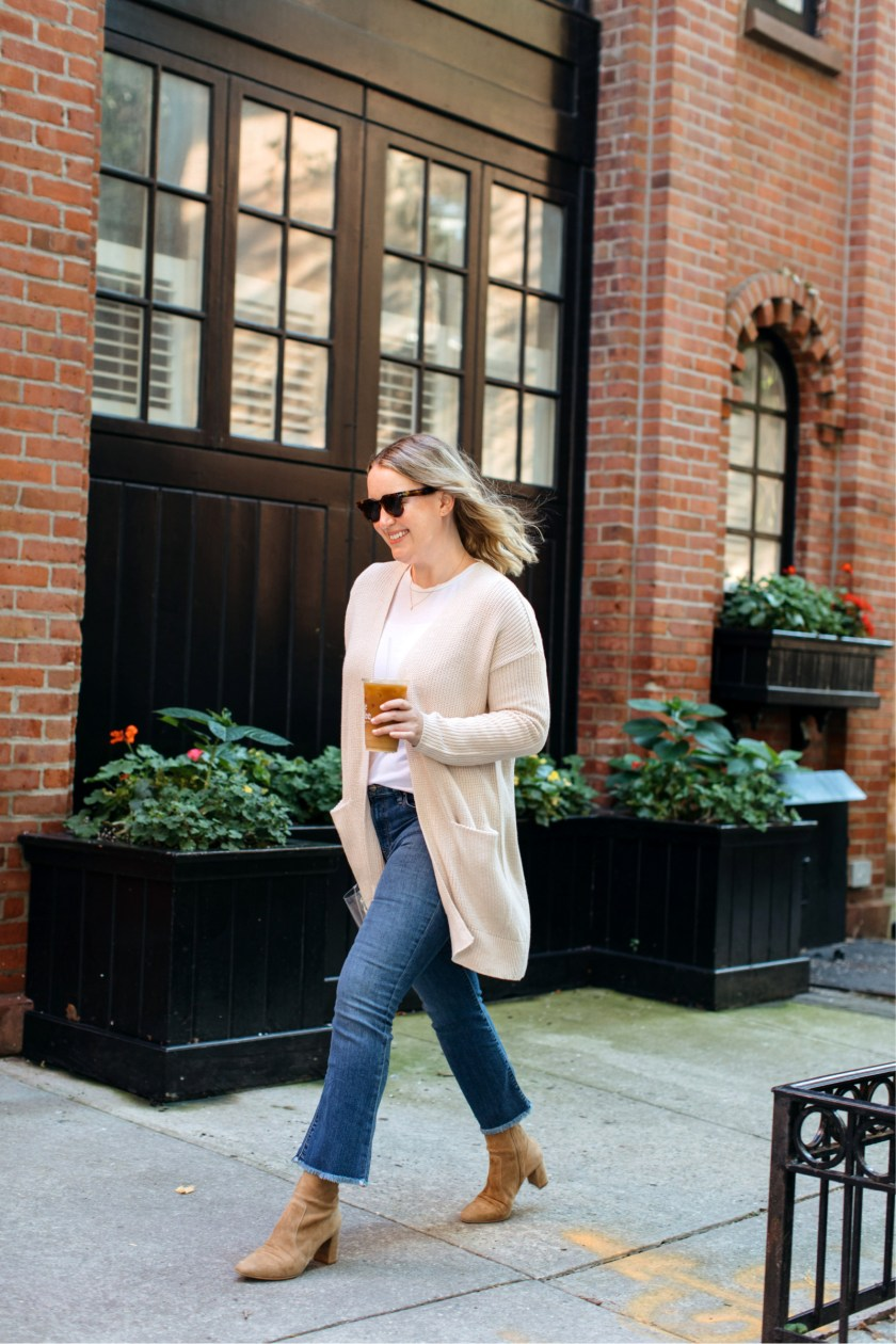 Cute Cardigans for Fall I The Best Shoes for Fall & Winter