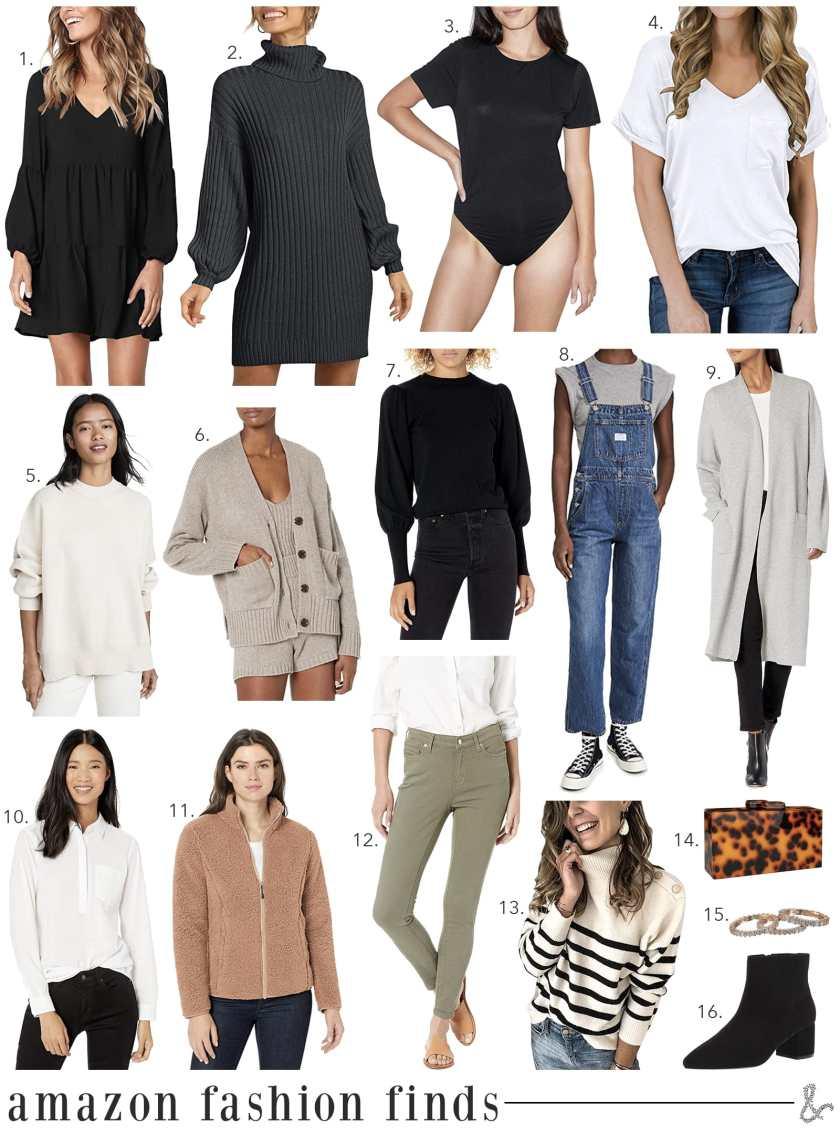 Early Fall Amazon Fashion Picks