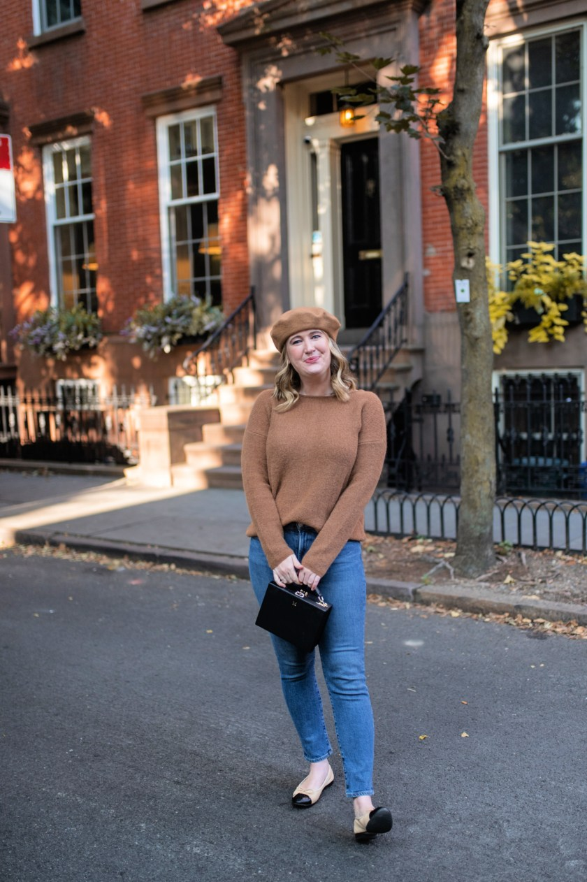 Sezane Gaspard Sweater I wit & whimsy