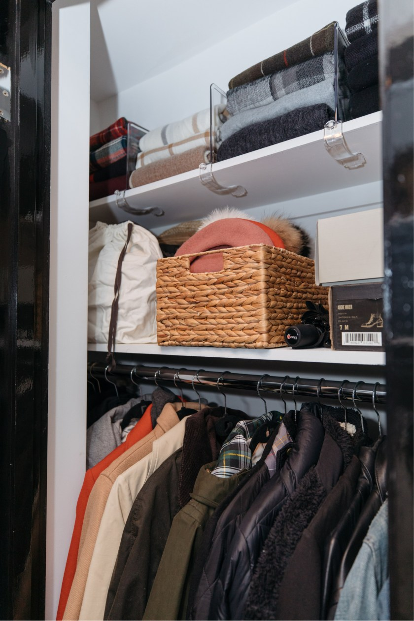 organizing closets in new york apartments