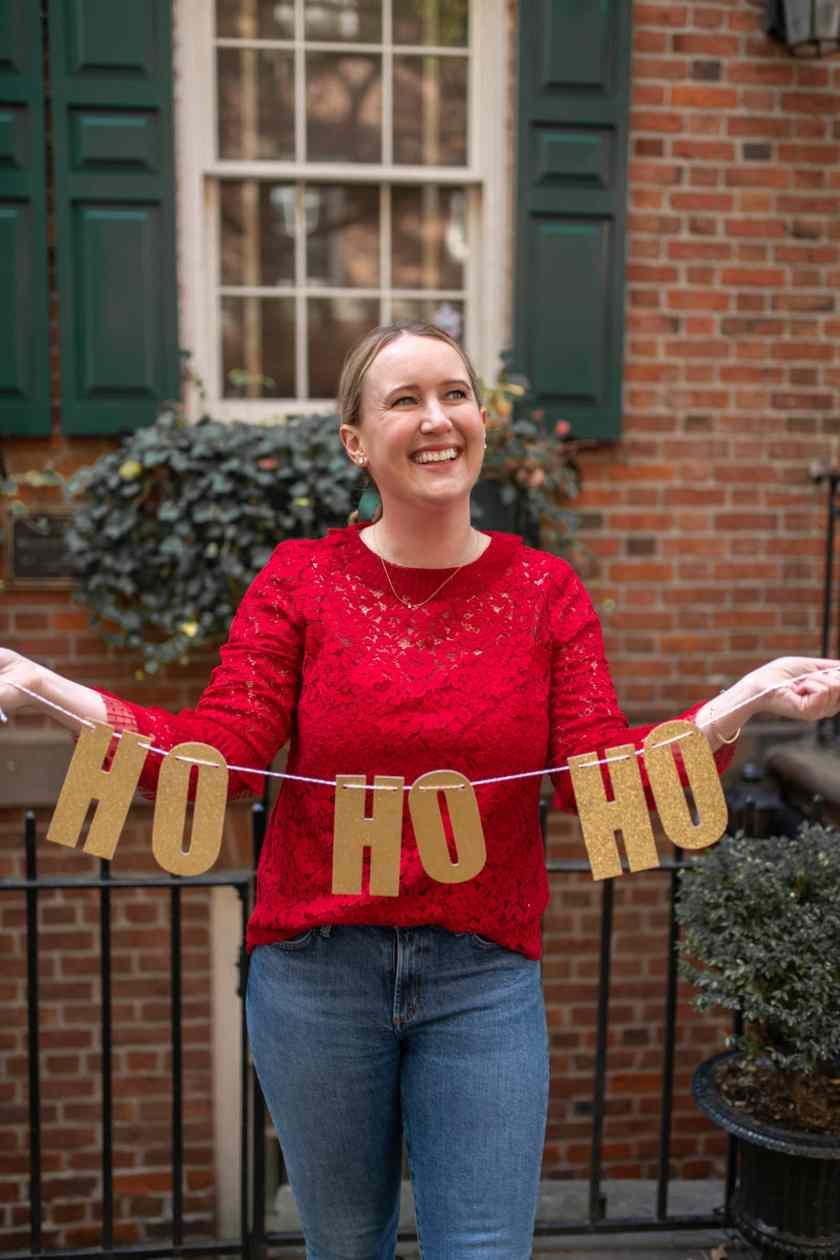 Happy Holidays I wit & whimsy