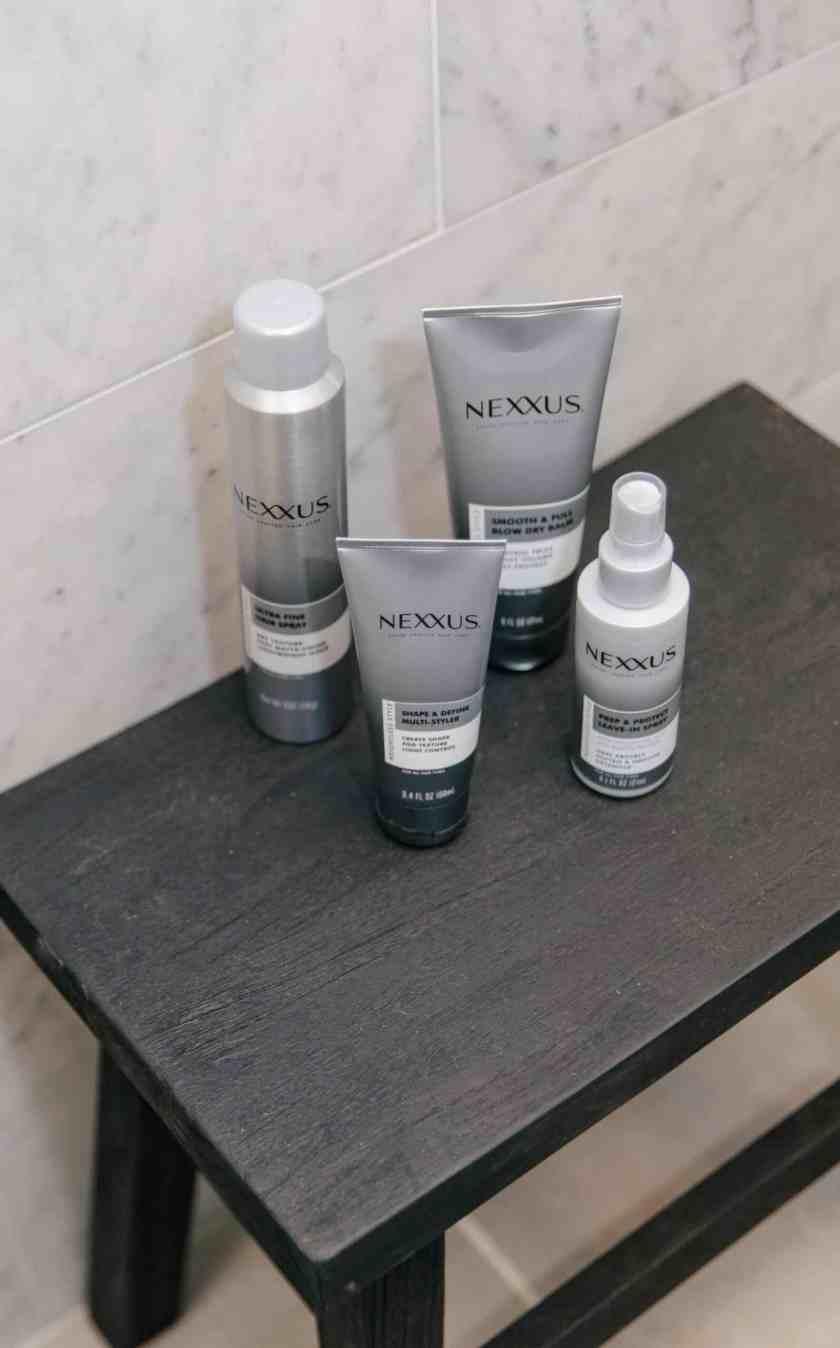 Nexxus Weightless Styling Collection