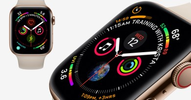 Apple watch series 4 nově detekují pády