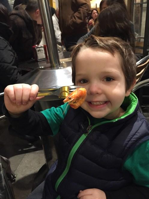 Shrimpy!