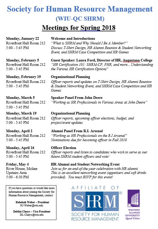 SHRM Spring Meetings 2018
