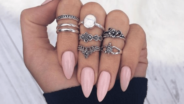 header image fustany beauty nails 25 nail designs to make your almond nails pop almond nails 1211 main image