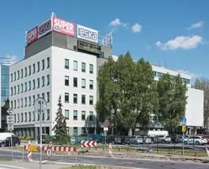 Biurowiec ul. Jubilerska 10, Warszawa