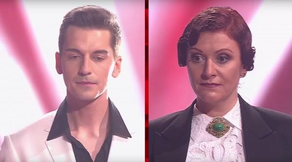 Masha slays! Youddiph wins her battle round on The Voice ...