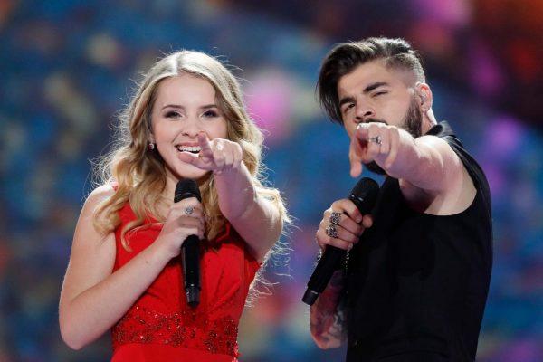 Znalezione obrazy dla zapytania eurovision 2017 semi final romania