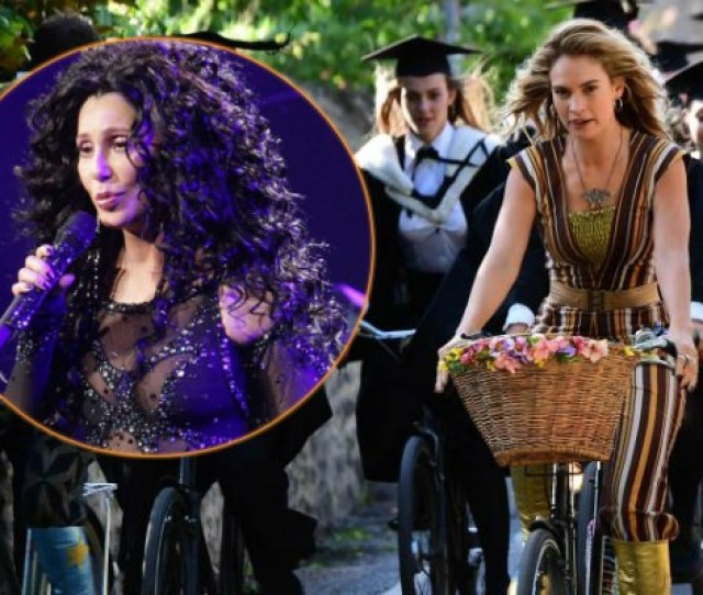 Cher One Of The Most Successful Female Artists Of All Time Has Joined The Cast Of Mamma Mia Here We Go Again The Sequel To  Hit Film Mamma Mia