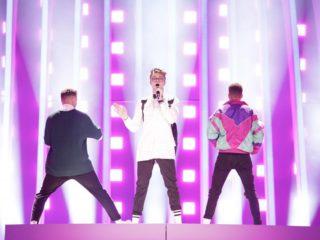 Znalezione obrazy dla zapytania czech eurovision 2018 twerk