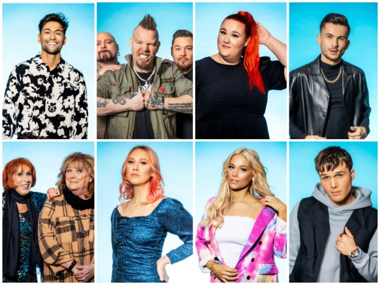 Poll: Who should win each Andra Chansen duel in Melodifestivalen 2021?