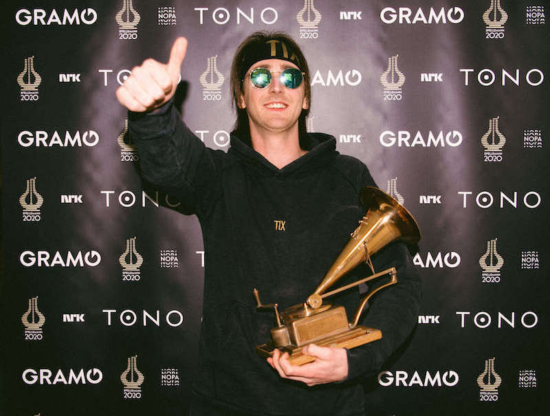 TIX wins Årets Spellemann — the Norwegian Grammy for Artist of the Year  2020 | wiwibloggs