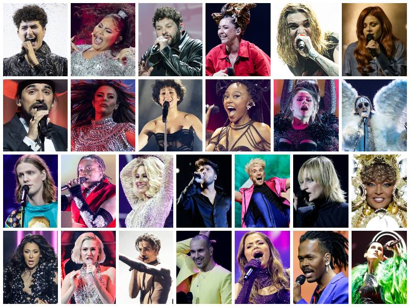 Poll: Who will win the grand final of Eurovision 2021?