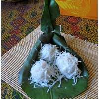 Das Rezept auf Seite 32: Klepon oder das indonesische Vorbild für Rafaello