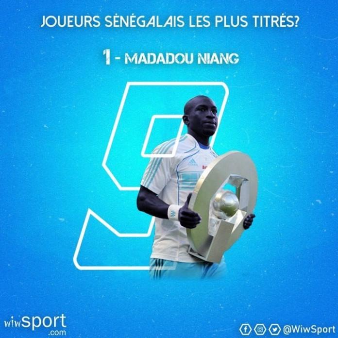 mamad Les joueurs sénégalais les plus titrés : Mamadou Niang et Souleymane Diawara caracolent en tête Gaindés