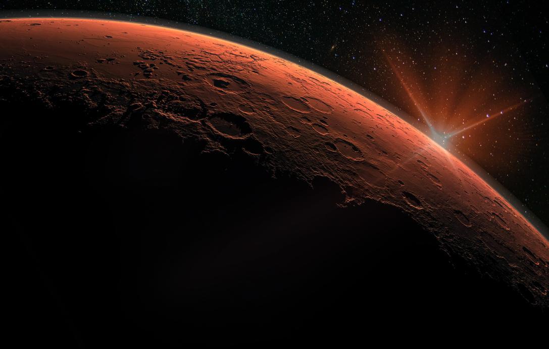 Cientistas criam mapa de Marte com regiões mais habitáveis do planeta