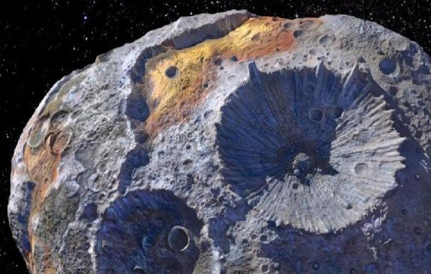 Nasa e SpaceX se unem em missão ao asteroide de superfície metálica