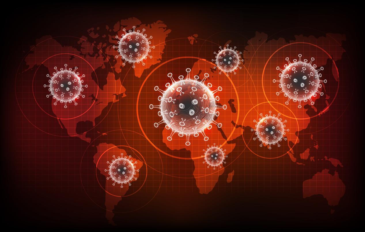 Curva de contágio do coronavírus no Brasil repete a de países europeus