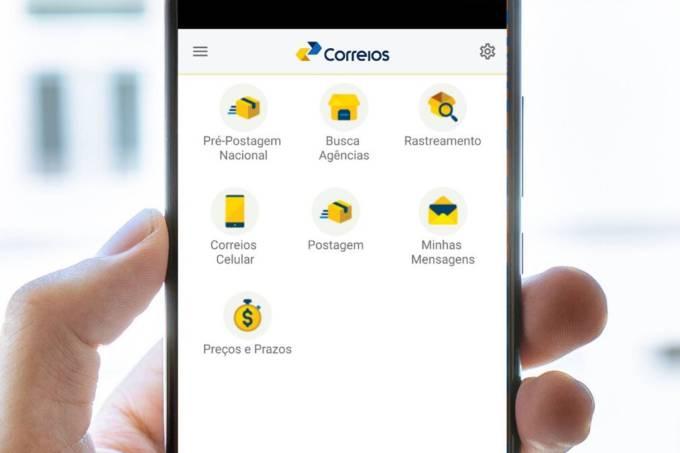 Correios passam a oferecer serviços digitais em meio à pandemia