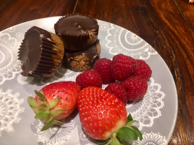 Recipe idea: Keto friendly Peanut Butter Cups…
