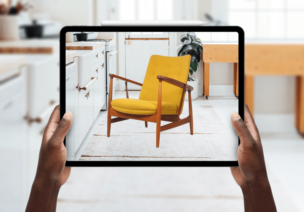 iPad - Wizar.co - Augmented Reality for your store