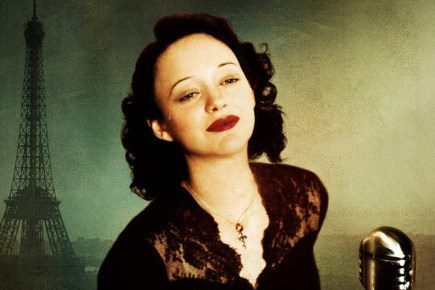 Marion Cotillard as Edith Piaf in La Môme