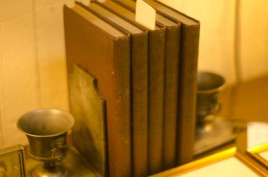 ダンブルドアの本