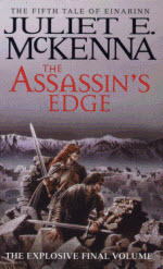 The Assassin's Edge cover