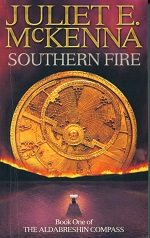 Southern Fire cover