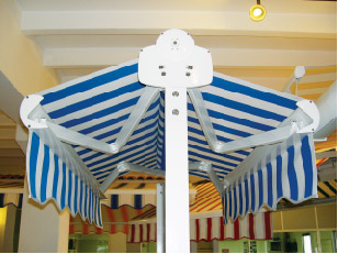 TERRACE COVER 265 Freestanding Awning
