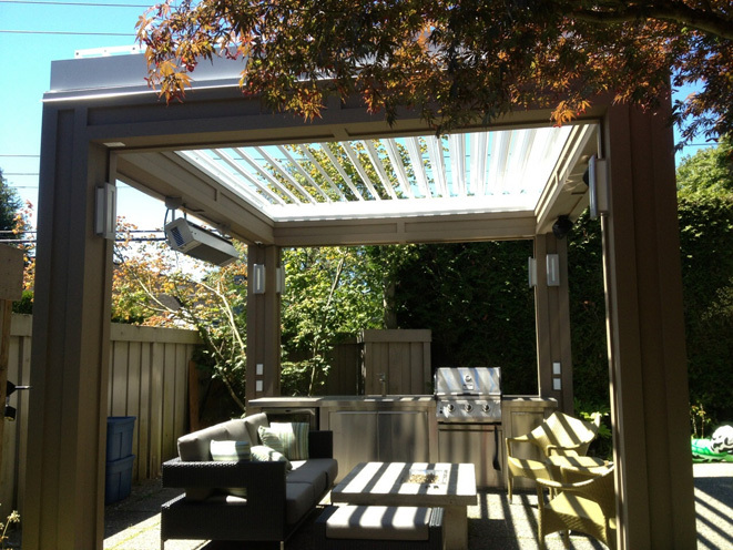 Louvered Roof Wizard Screens Awnings More Victoria