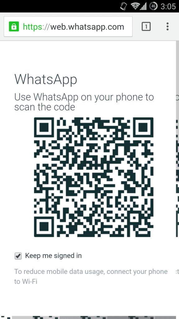 web whatsapp hack wizblogger 2