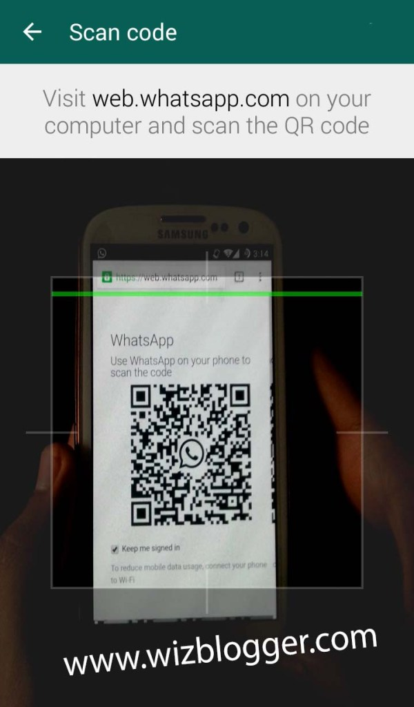 How To Hack Whatsapp Account Easily - Tutorial - Wizblogger