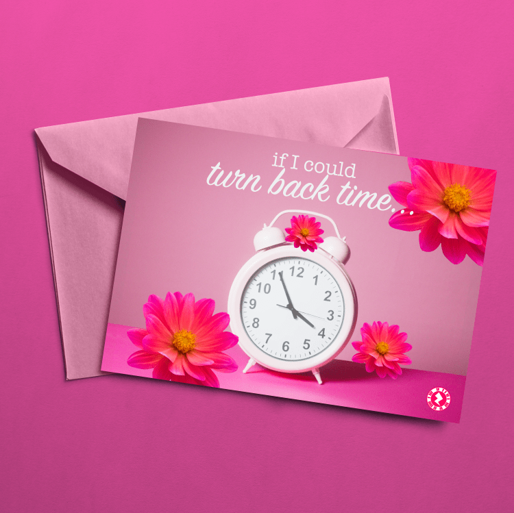 So Sorry AR Greeting Card