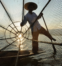 The fishermen of Inle Lake (Burma) (8)