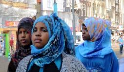 Muzułmanki w Amsterdamie (HOLANDIA)