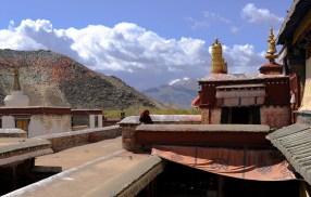 Klasztor Samje - Tybet (11)
