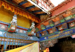 Klasztor Samje - Tybet (20)