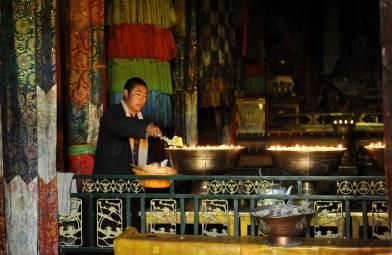 Klasztor Samje - Tybet (26)