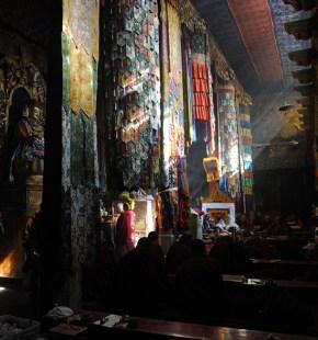 Klasztor Samje - Tybet (29)