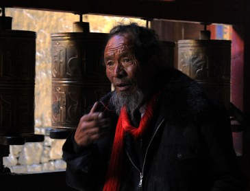 Klasztor Samje - Tybet (39)