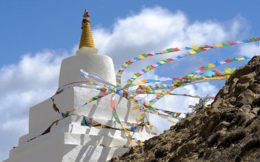 Klasztor Samje - Tybet (6)