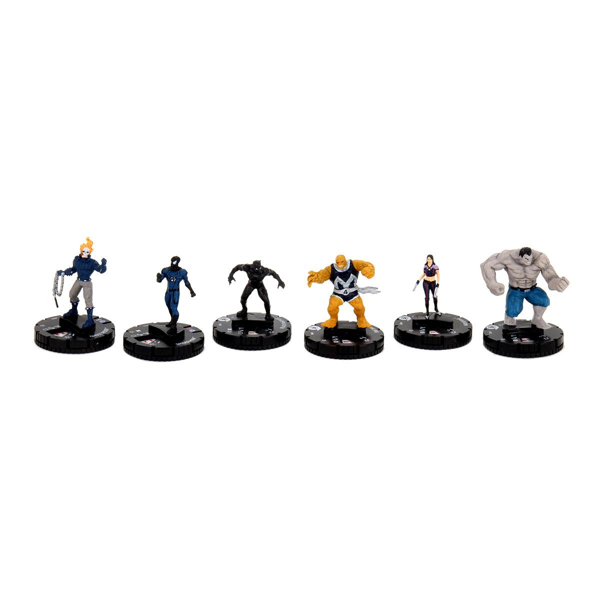 Marvel Heroclix Fantastic Four