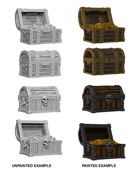 Making Gloomhaven Treasure Chests 1