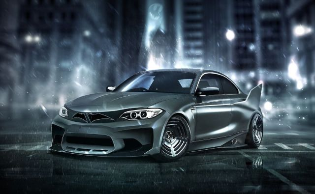 Batman – BMW M2