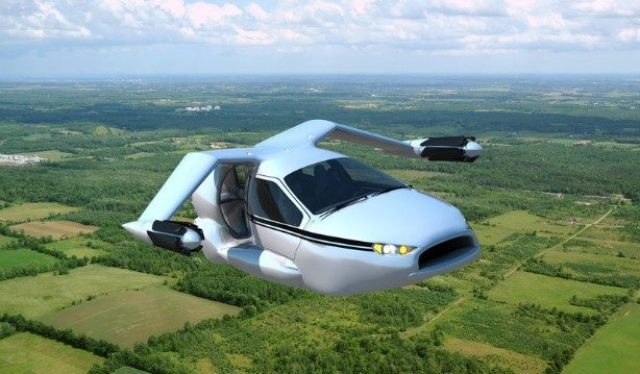Flying cars